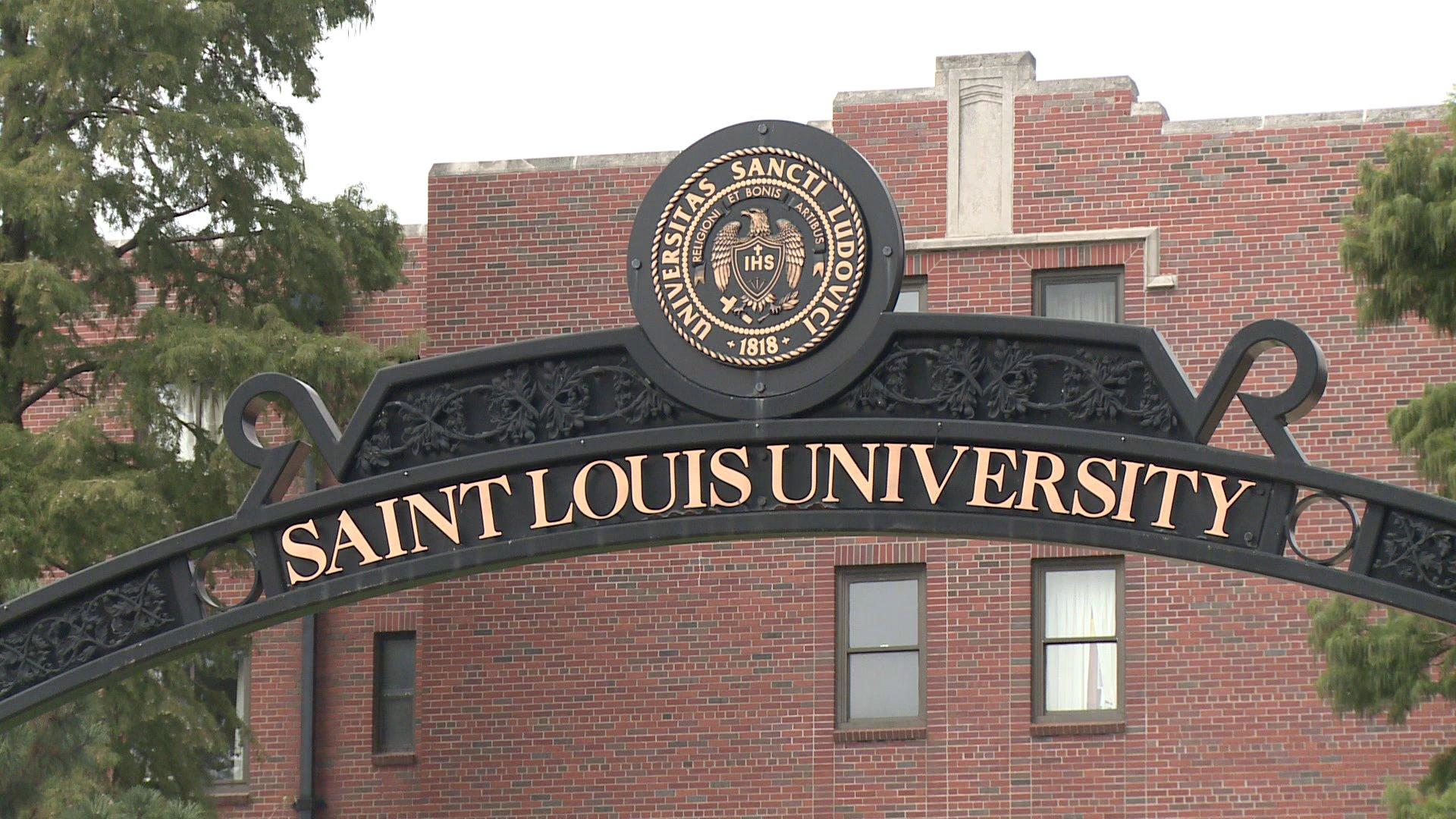 Slu 2020 Christmas Closing Saint Louis University suspends in person classes amid coronavirus