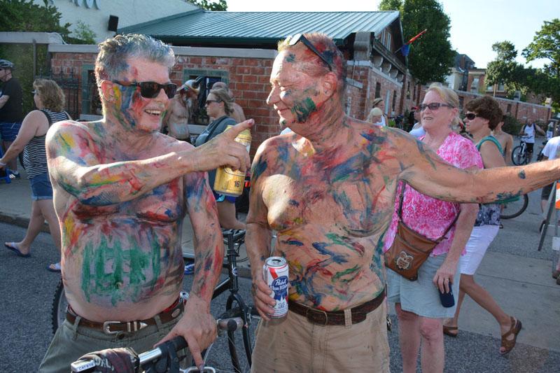 PHOTOS: Philly Naked Bike Ride | PHL17.com