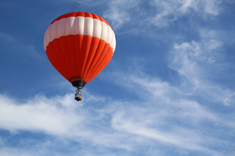 Hot air balloons to fly over St. Louis this weekend for frontline workers and educators