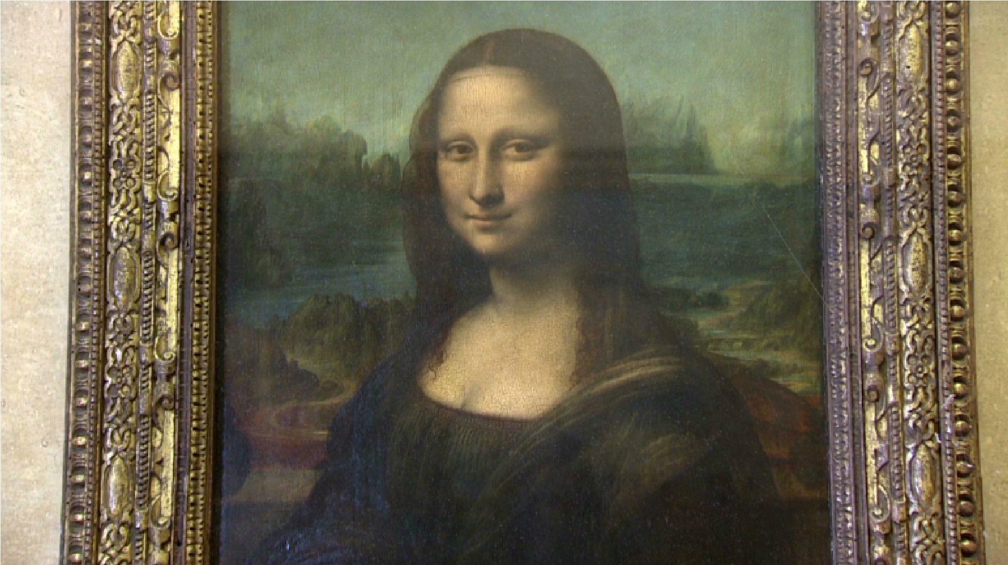 Leonardo da Vinci May Have Drawn a Mona Lisa Nude - The