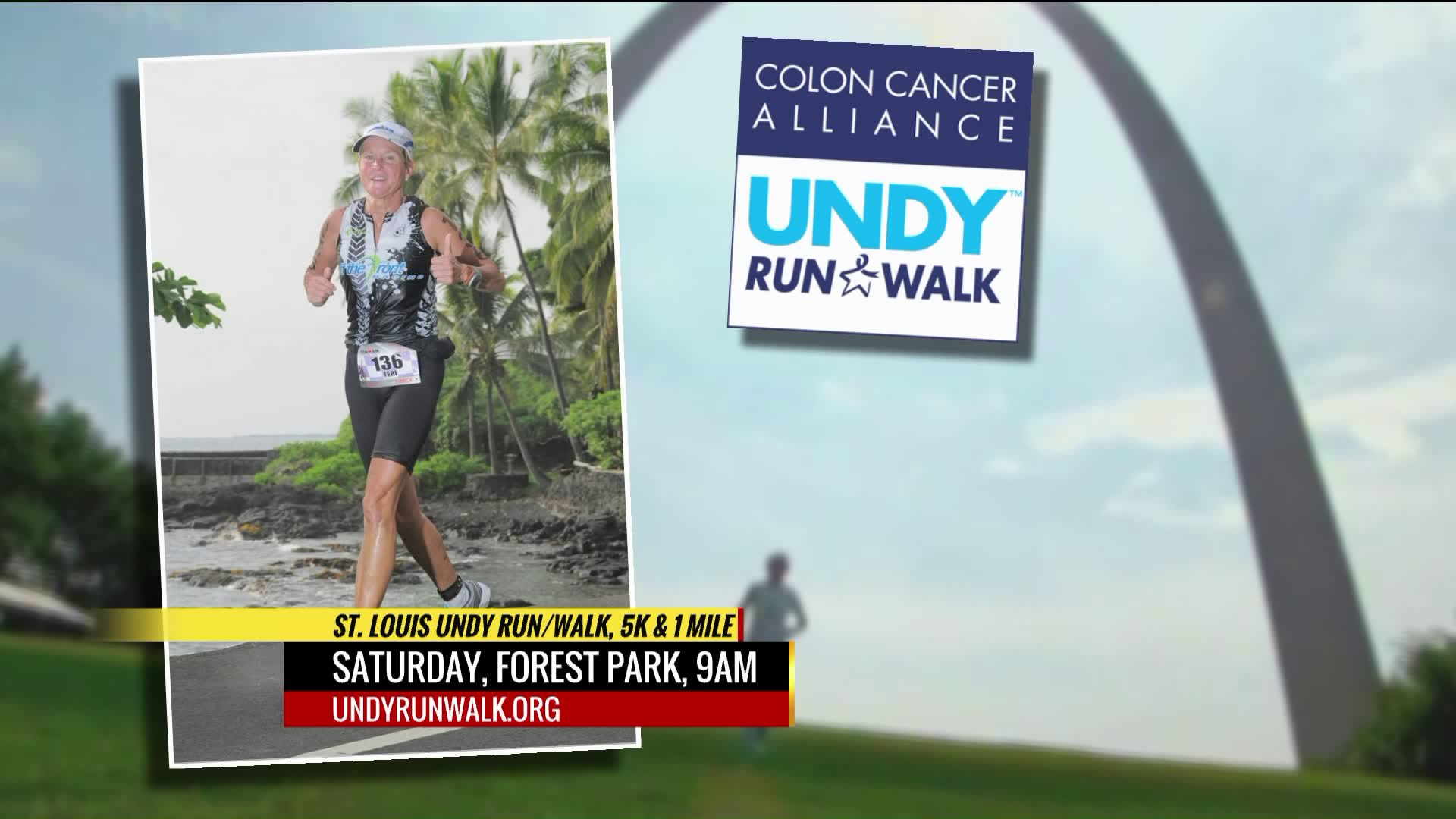 Colon Cancer Alliance To Host St Louis Undy Run Walk March 25 Fox 2