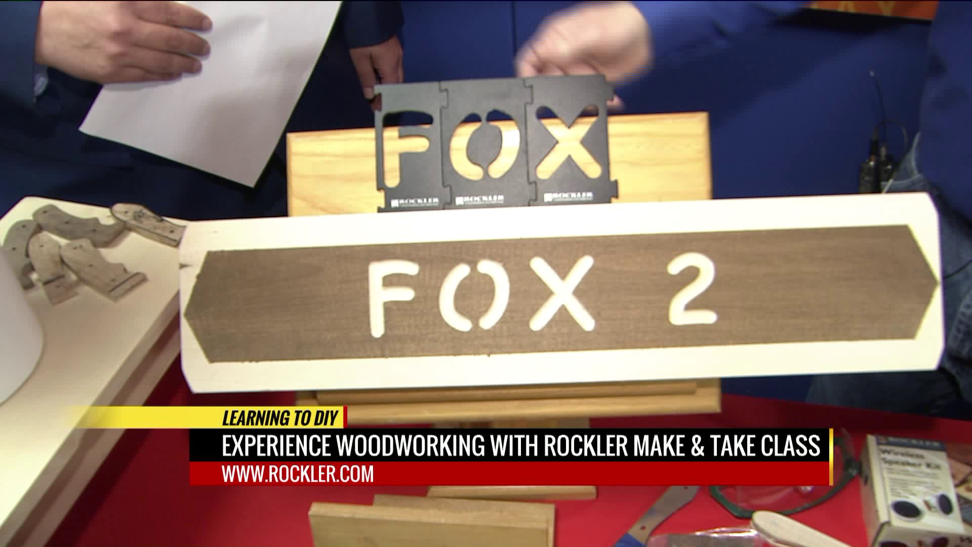 Make Your Own Handcrafted Items At April Make Take Classes Fox 2