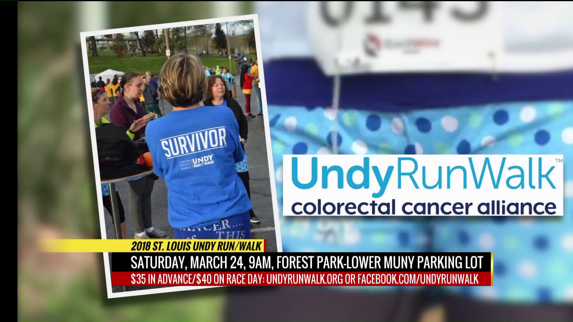 2018 Undy Runwalk Raises Funds For Colorectal Cancer Screenings Fox 2