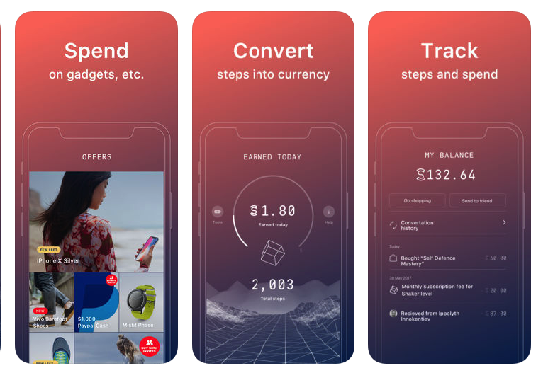 Sweatcoin The App That Pays You To Get Fit Fox 2