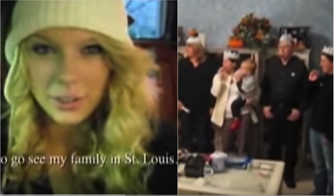 Why Taylor Swift Keeps Coming Back To St Louis For Thanksgiving Fox 2