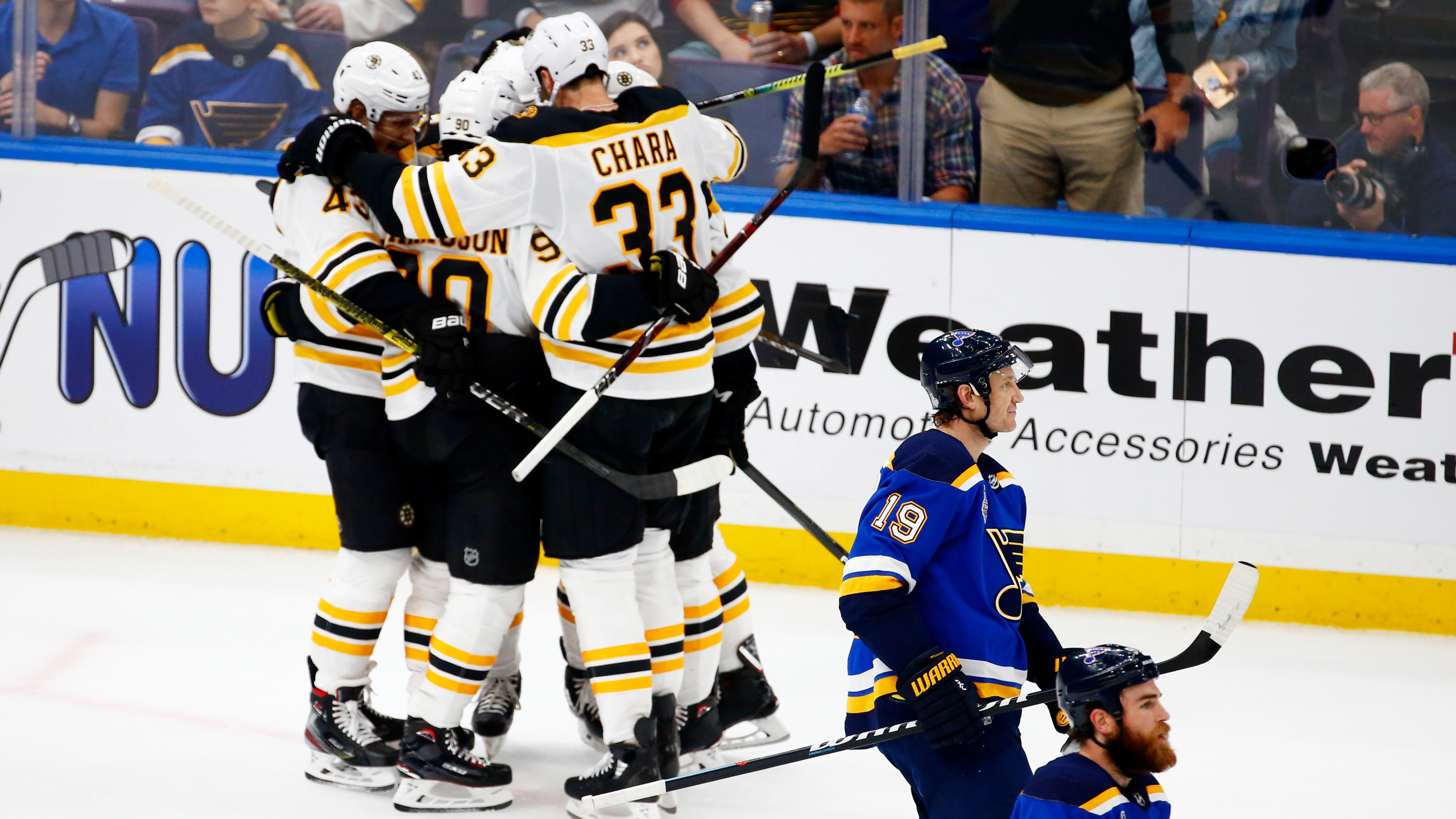 Blues Off Key As Bruins Deliver Stanley Cup Final Rout Fox2now Com