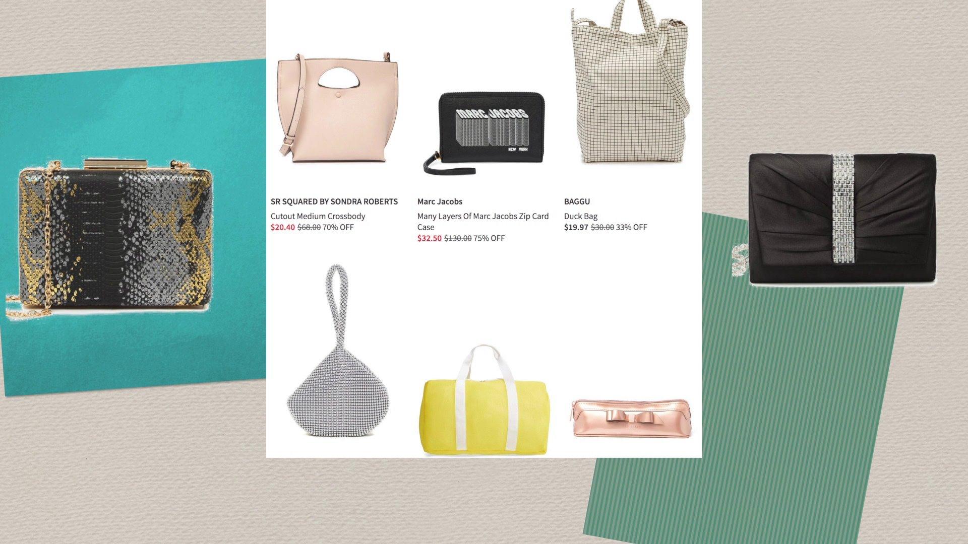 Money Saver Get Designer Handbags