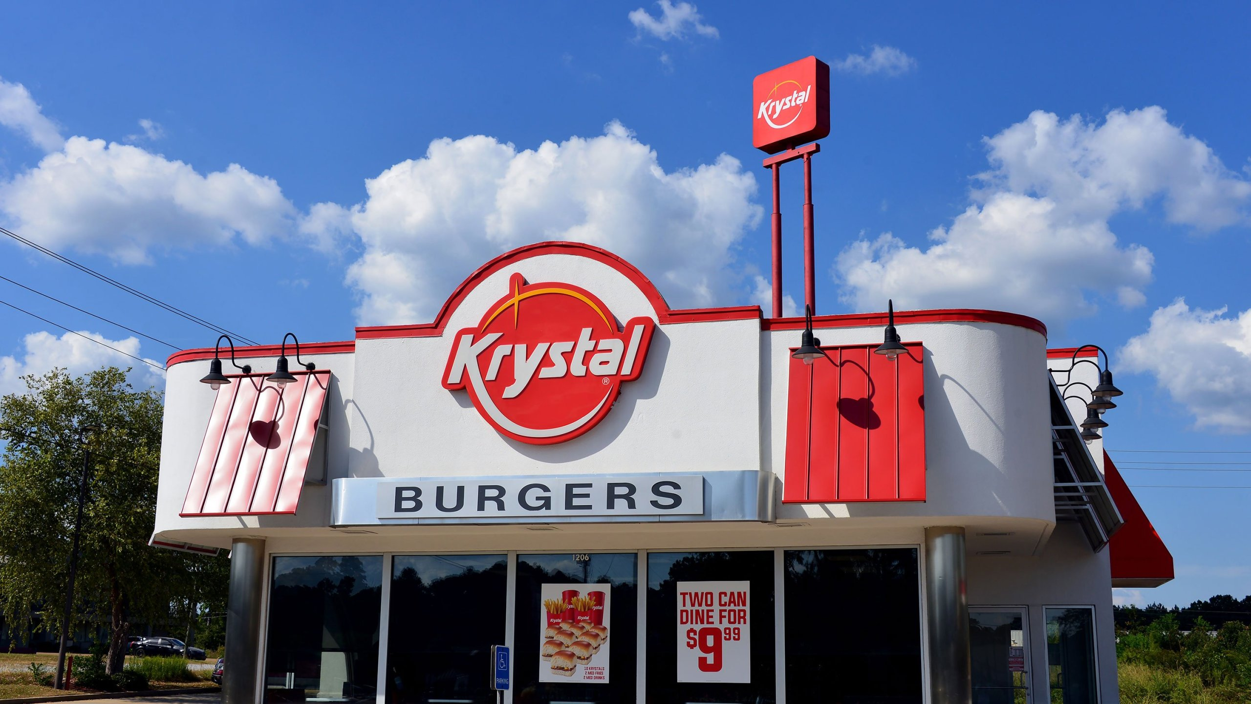 Fast food chain Krystal files for bankruptcy | FOX 2
