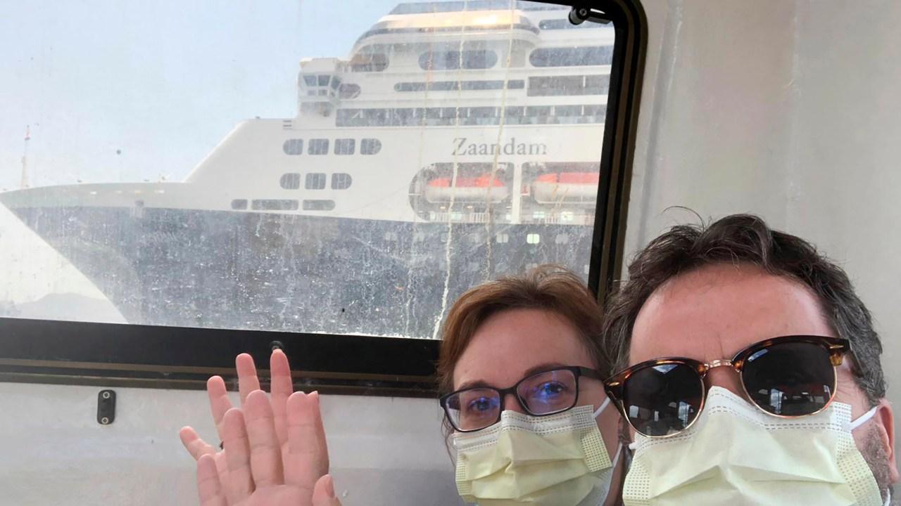 Καρναβάλι λέει ότι ακόμα 6.000 επιβάτες σε πλοία, κάποιοι δεν θα αποβιβαστούν μέχρι τα τέλη απριλίου
