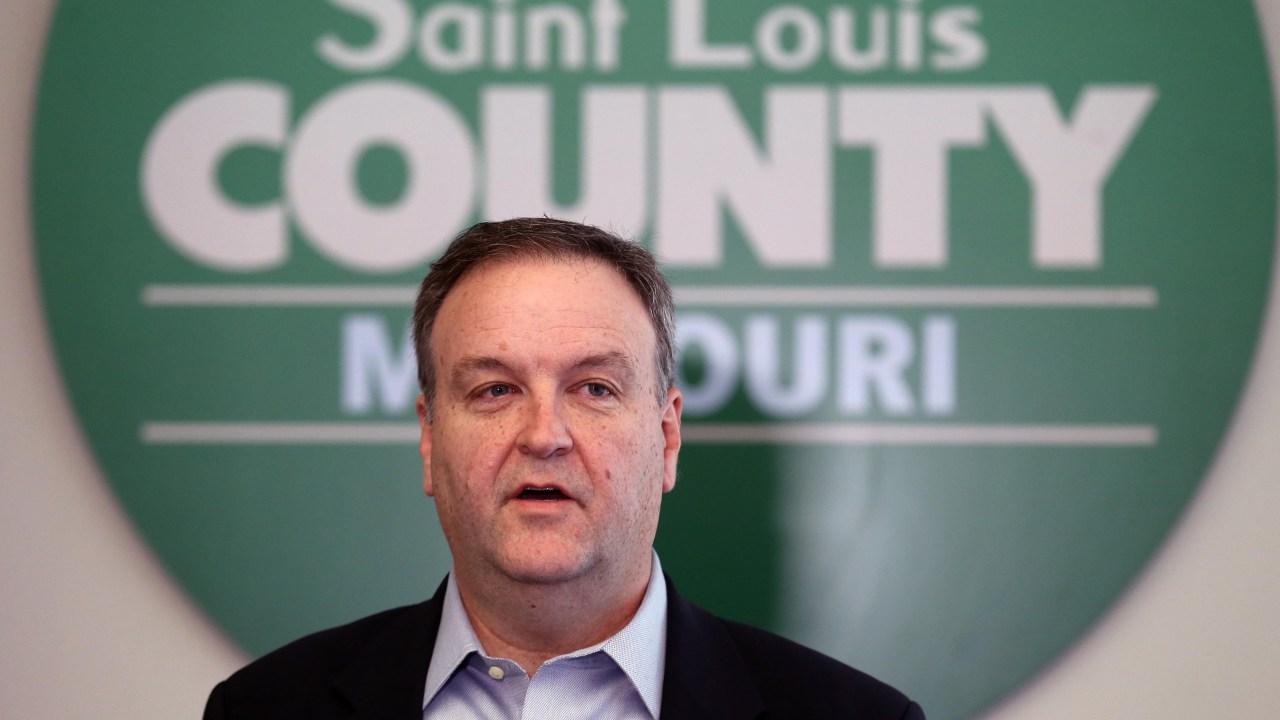 Dr. Sam Seite gibt update auf St. Louis County COVID-19-Antwort