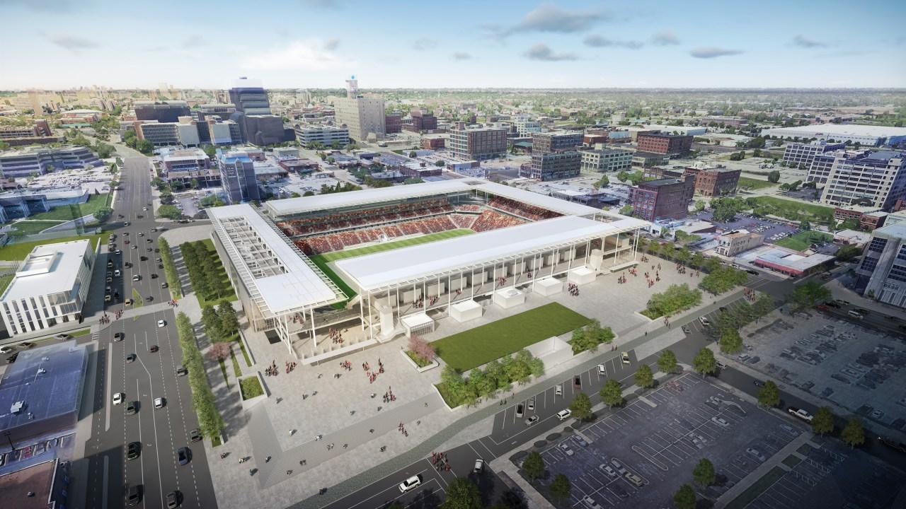 St. Louis MLS-franchise bekommt $5,7 Millionen in Steuererleichterungen für Stadion