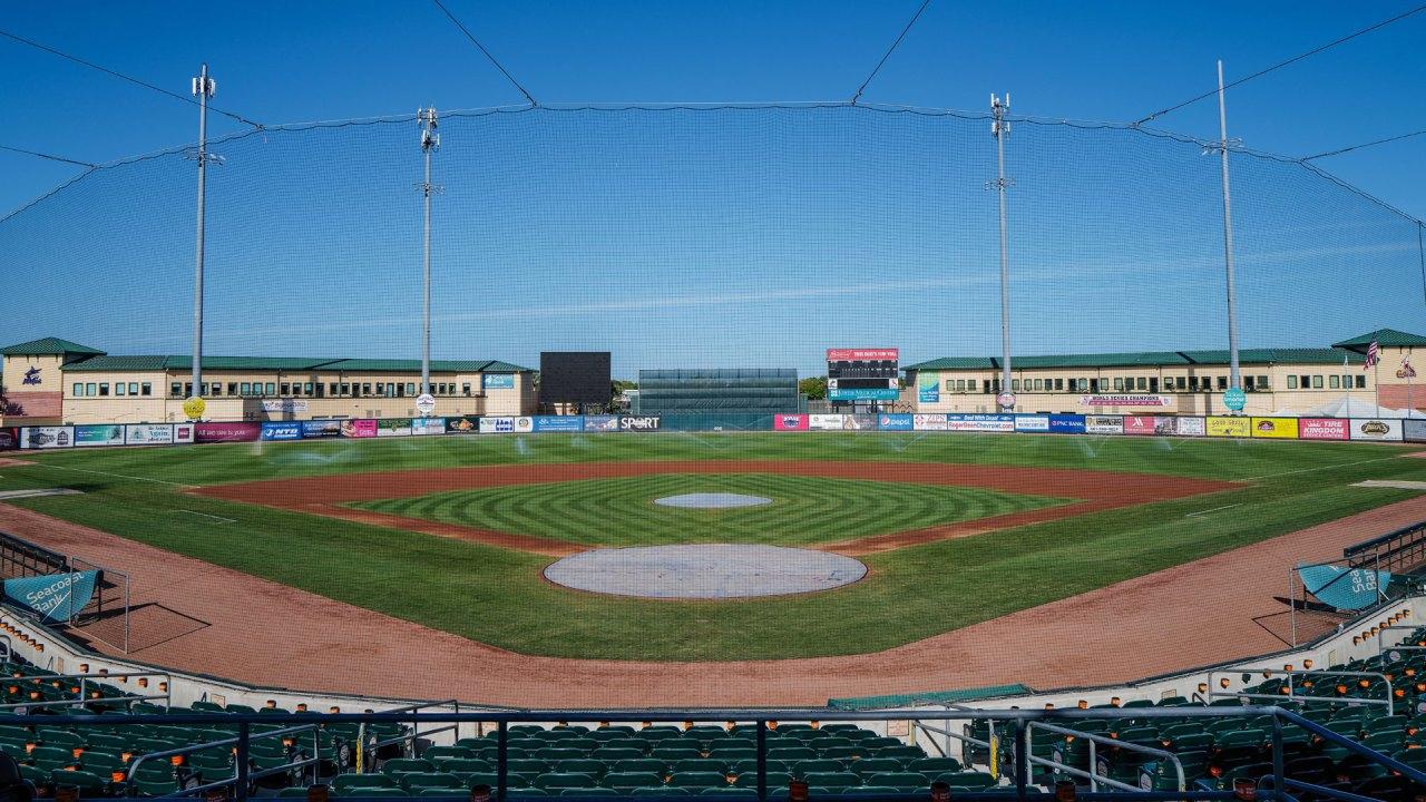 Major League Baseball über die Pläne zu Beginn der Saison 2020