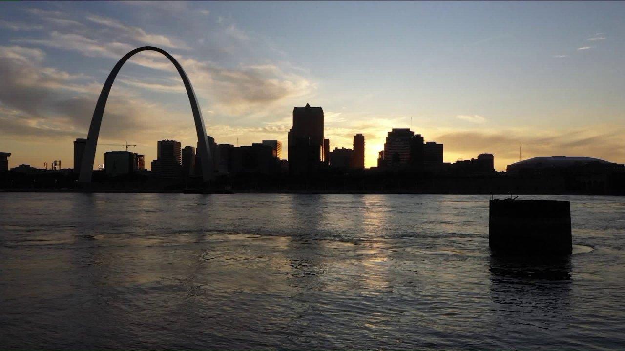 Νέος κορονοϊός περιπτώσεις που προσδιορίζονται στο St. Louis City, St. Louis County, Madison County, Il