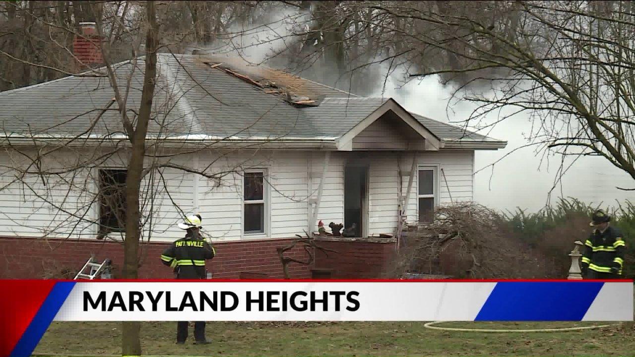 Μοιραία πυρκαγιά σε Maryland Heights