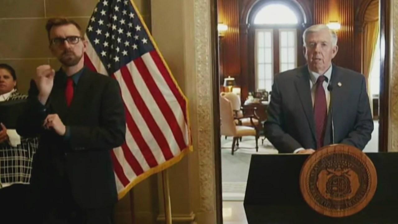 Missouri Capitol schließen für zwei Wochen; nur wesentliche Personal darf für die Zeit