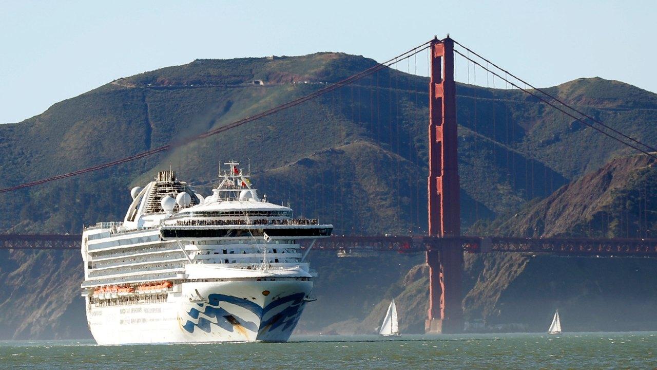 21 auf Kreuzfahrt-Schiff vor der kalifornischen Küste positiver test für coronavirus