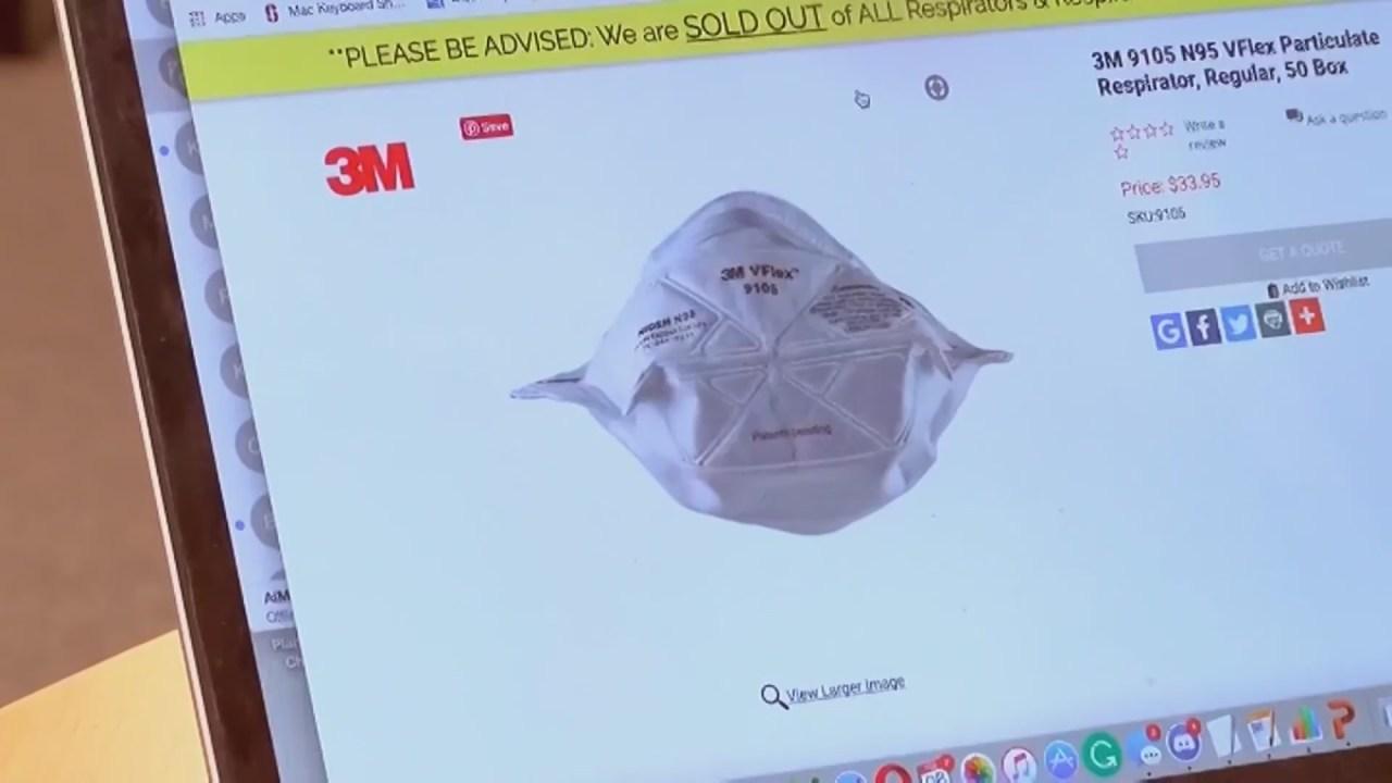 BJC λέει ότι κάνει δωρεές για μάσκες κατά τη διάρκεια coronavirus ξέσπασμα