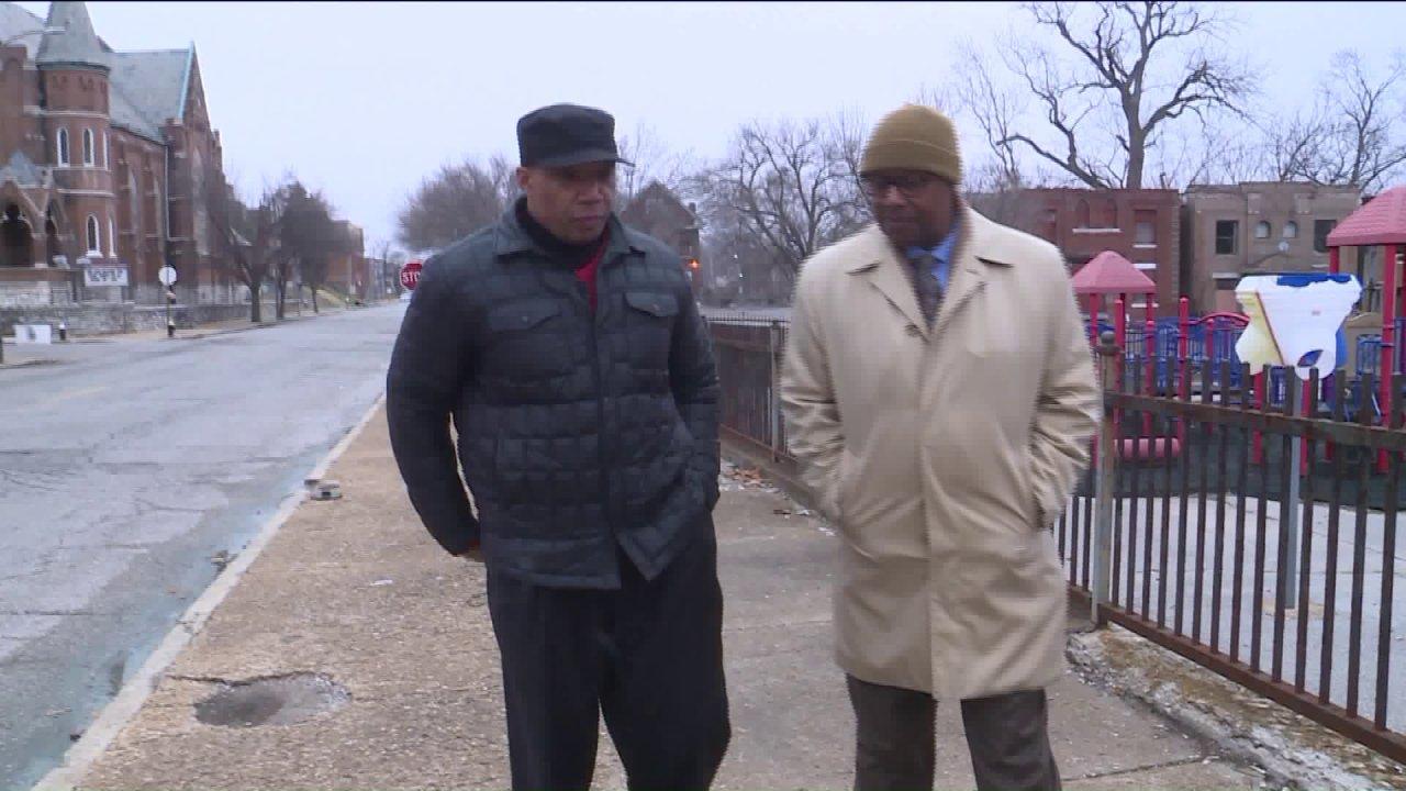 St. Louis κοινότητα ηγέτης λέει πόλης θα πρέπει να προετοιμαστούμε για περισσότερη βία