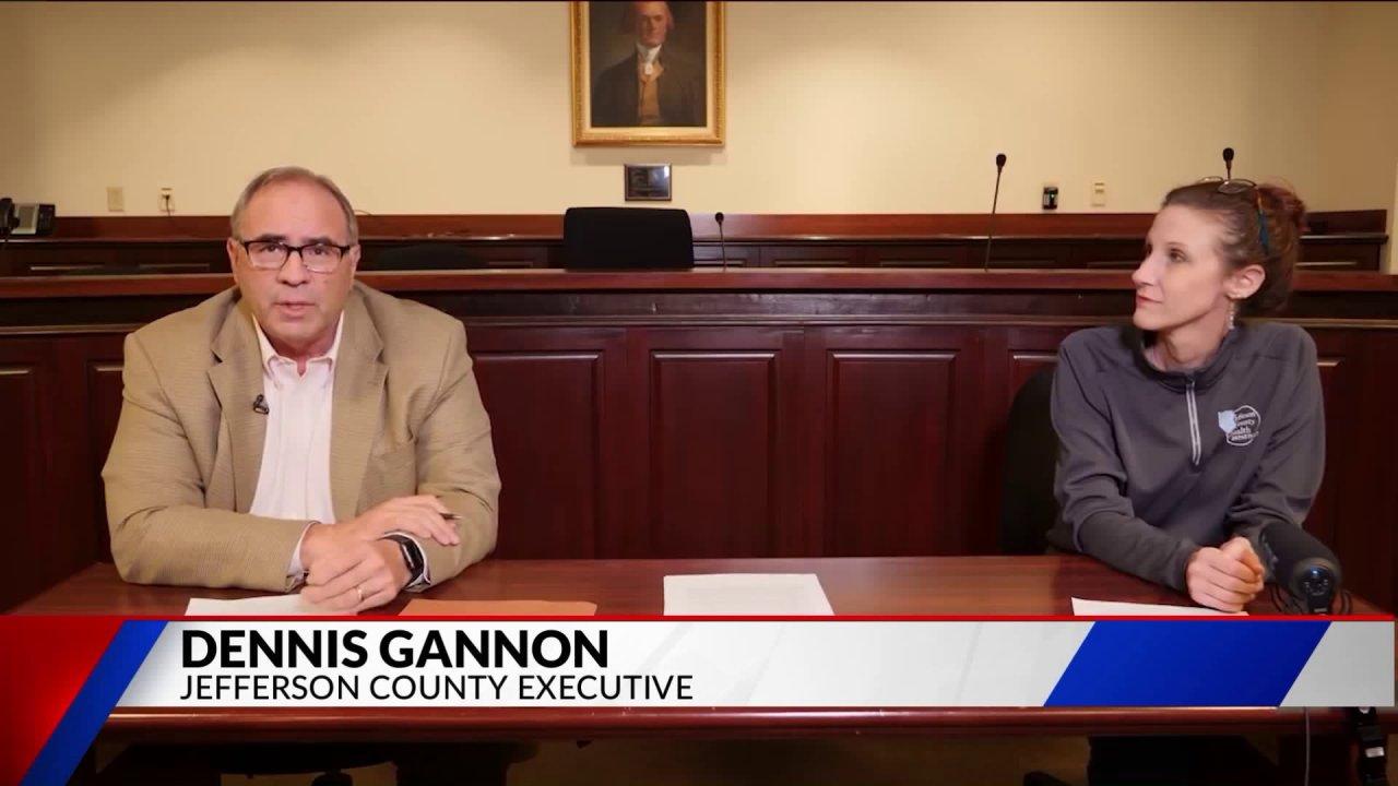 Jefferson County Executive λέει ότι θα πάει στο δικαστήριο για να επιβάλει την