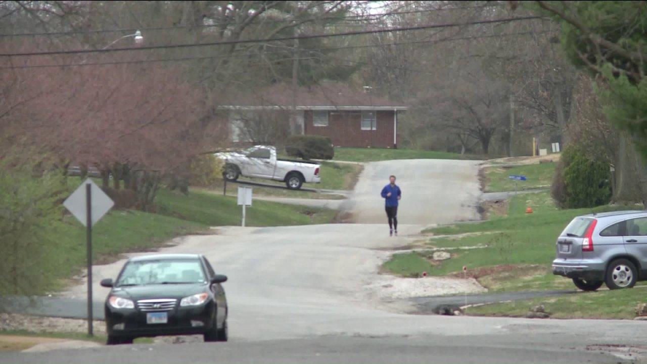 Belleville πάστορας ανάληψη του υπουργείου του στον δρόμο με το τρέξιμο εκδρομές