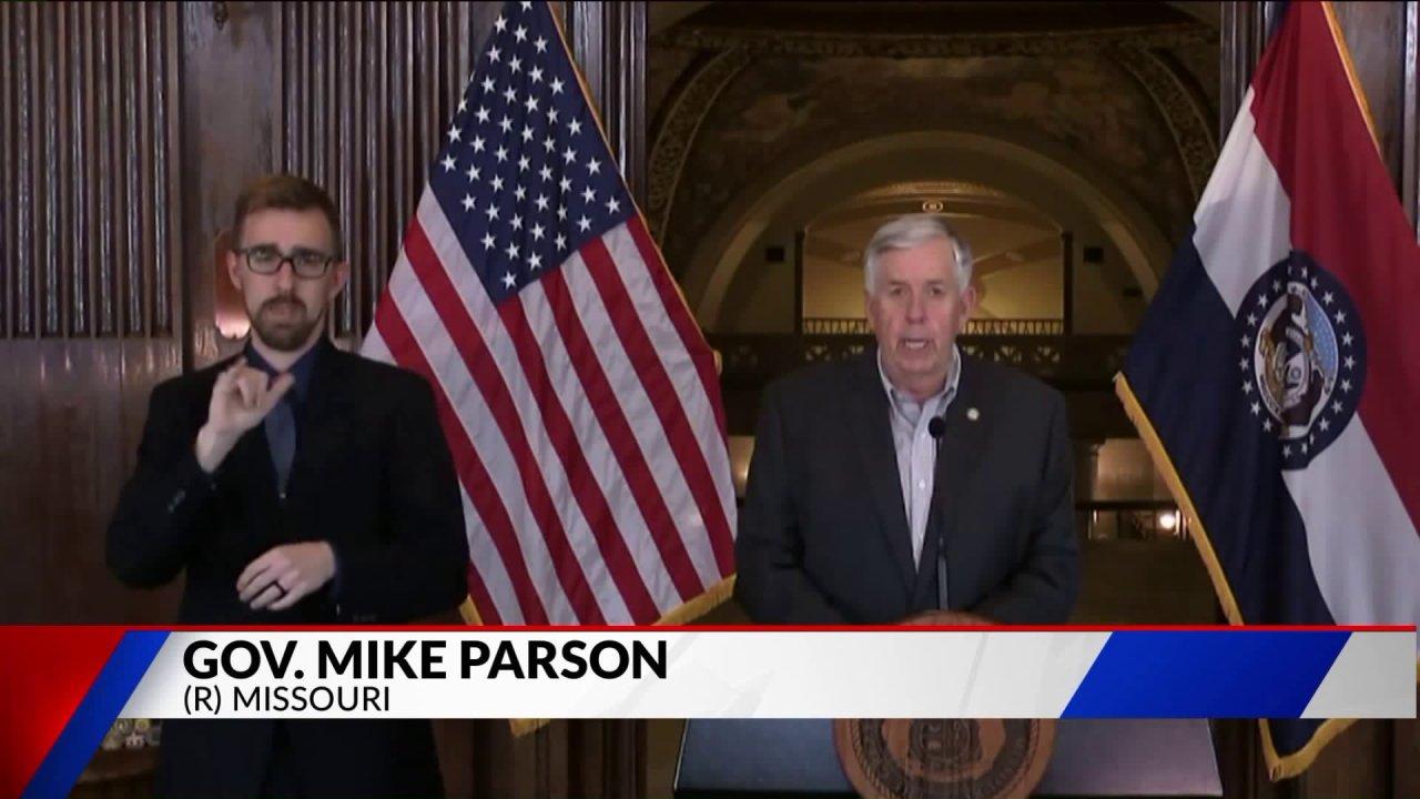 Mo Κυβερνήτης αναμένει από τους νομοθέτες για να επιστρέψετε Capitol σύντομα