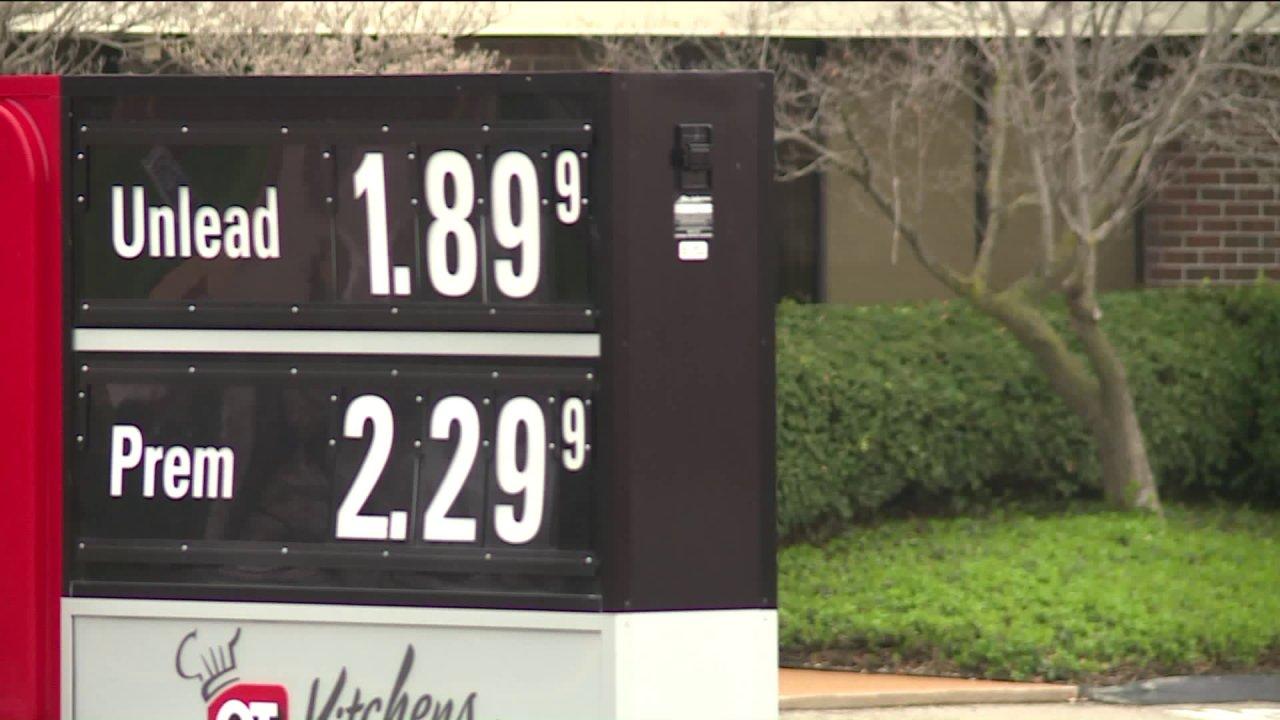 Καθώς οι τιμές του φυσικού αερίου πτώση,