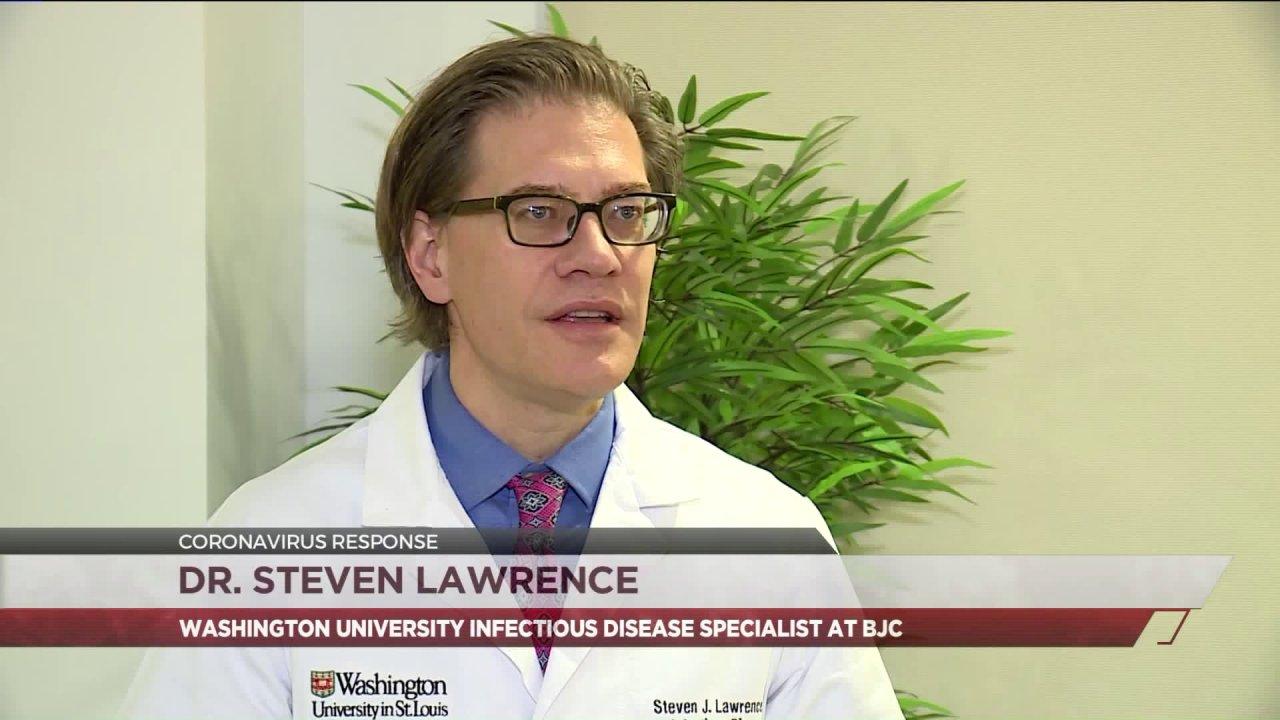 Ειδικός στην ιατρική προειδοποιεί το Σεντ Λούις έχει μια σύντομη ευκαιρία να επιβραδύνει την coronavirus
