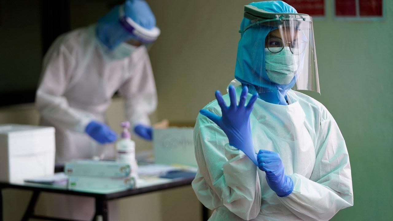 Missouri Walikota panggilan untuk tindakan negara pada merekrut tambahan tenaga medis untuk membantu dengan COVID-19 tanggapan