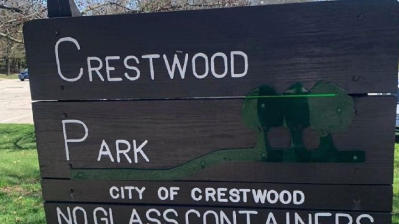 Könnte einige St. Louis County parks bleiben öffnen mit 'gutes benehmen'