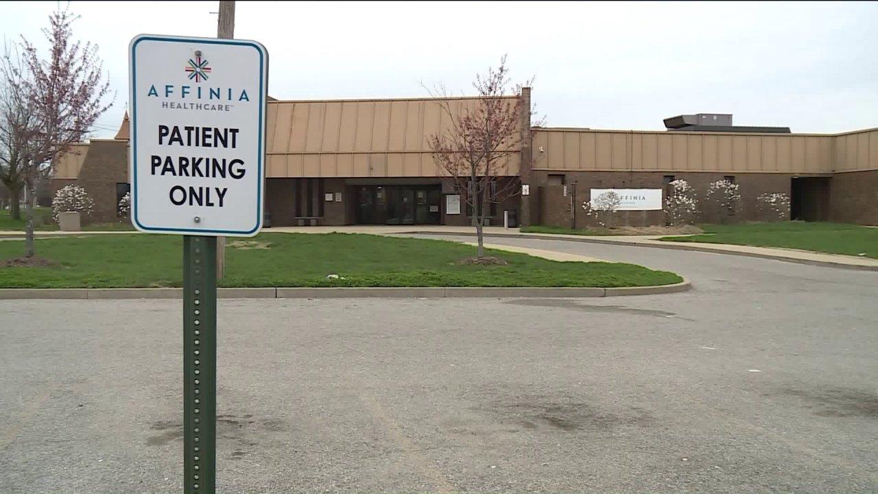 Affinia Gesundheitswesen öffnet mobilen Test-Klinik in north St. Louis
