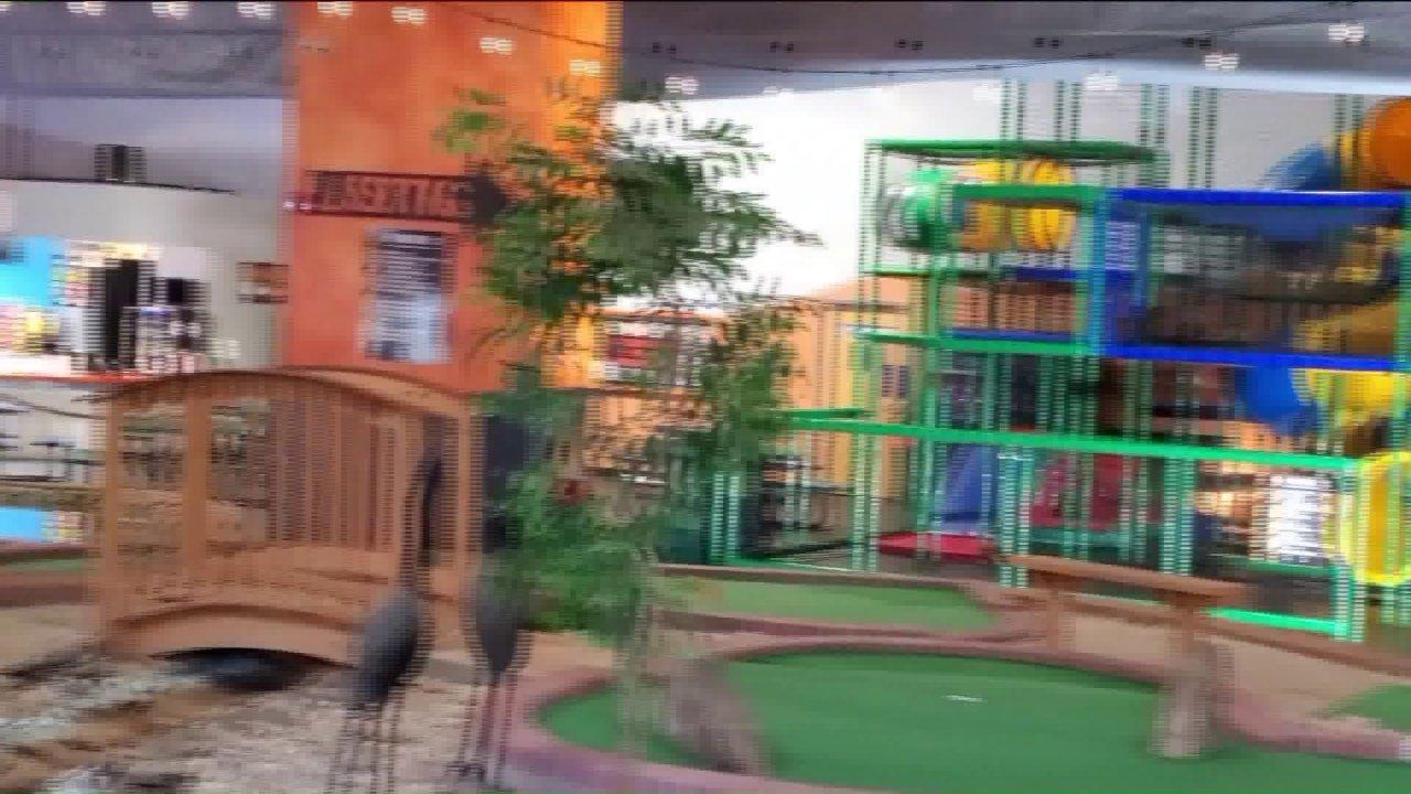 Οικογένεια βιομηχανία της ψυχαγωγίας στην περιοχή του Σεντ Λούις που επλήγησαν σκληρά από την πανδημία