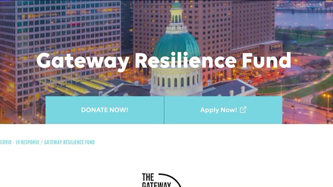 Gateway Ketahanan Dana menunda aplikasi