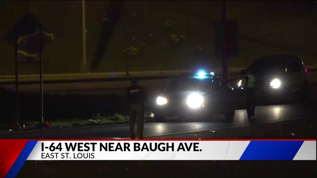 Δύο άνδρες βρέθηκαν νεκροί μετά από σφαίρες ψεκασμού οχημάτων στο I-64