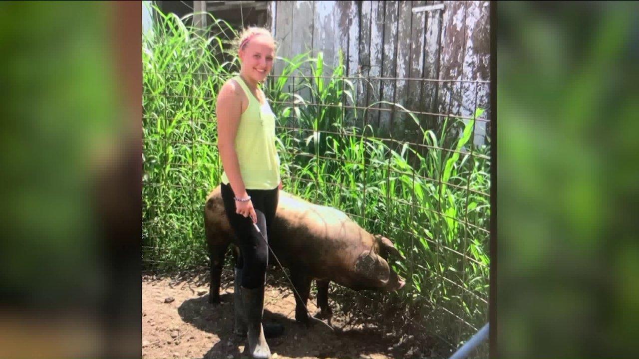 Traktor untuk Taylor kehormatan 14-year-old Marthasville gadis tewas dalam kecelakaan UTV