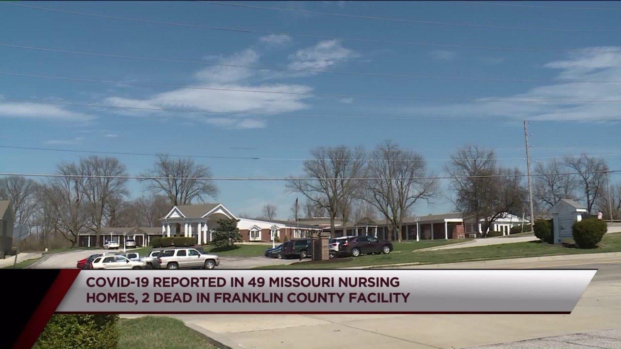 Puluhan fasilitas perawatan perumahan di Missouri pelaporan COVID 19 wabah