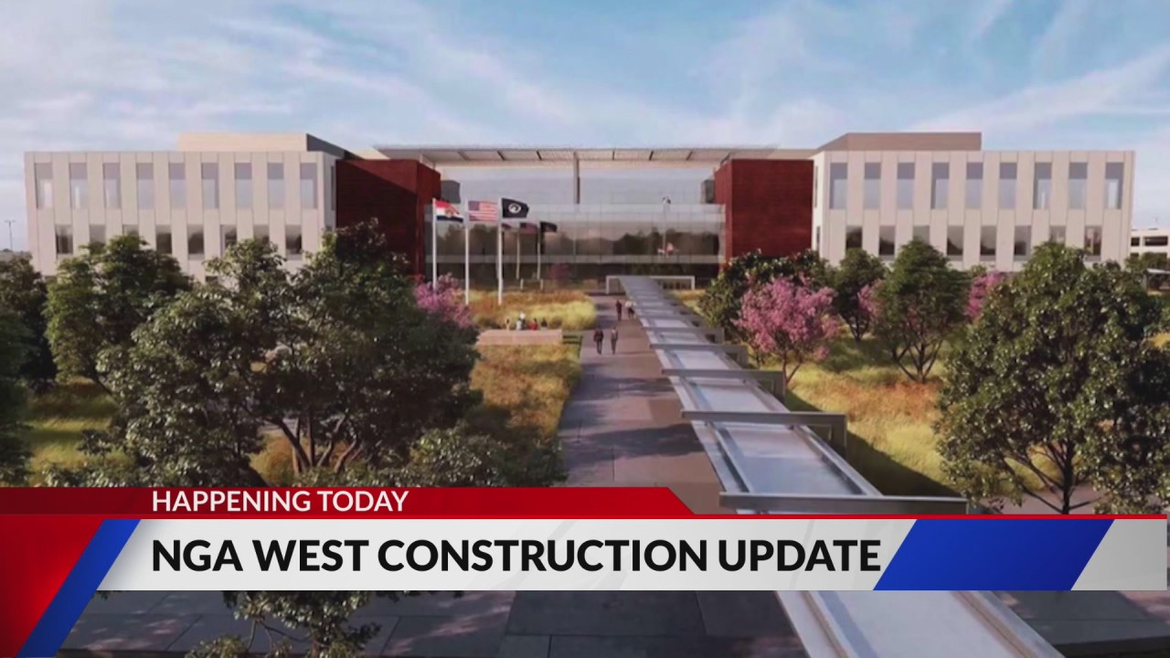 Virtual construction update of the next NGA West project