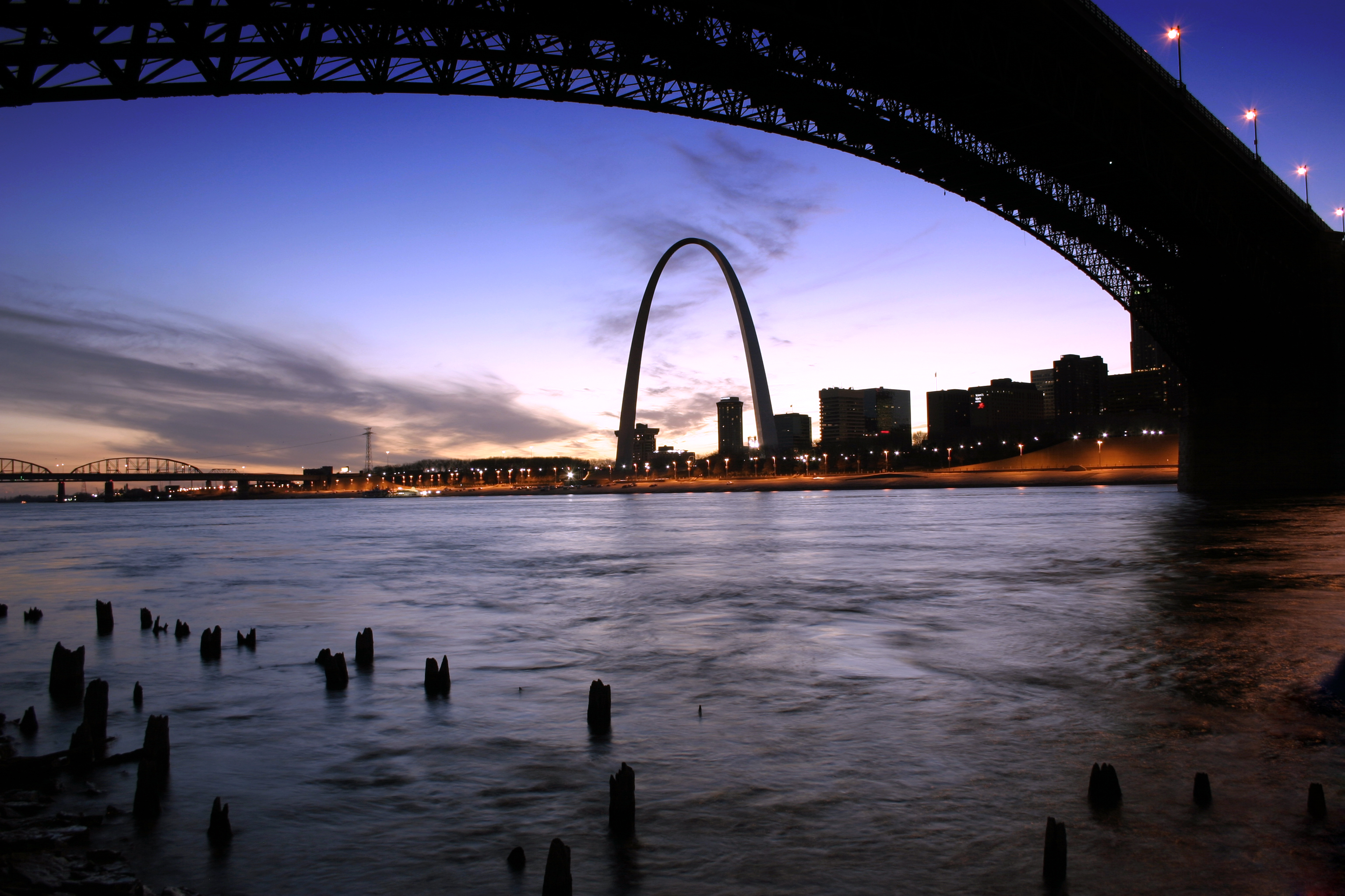 Downtown St Louis Receives 100 000 Grant For Over 2 500 Lights