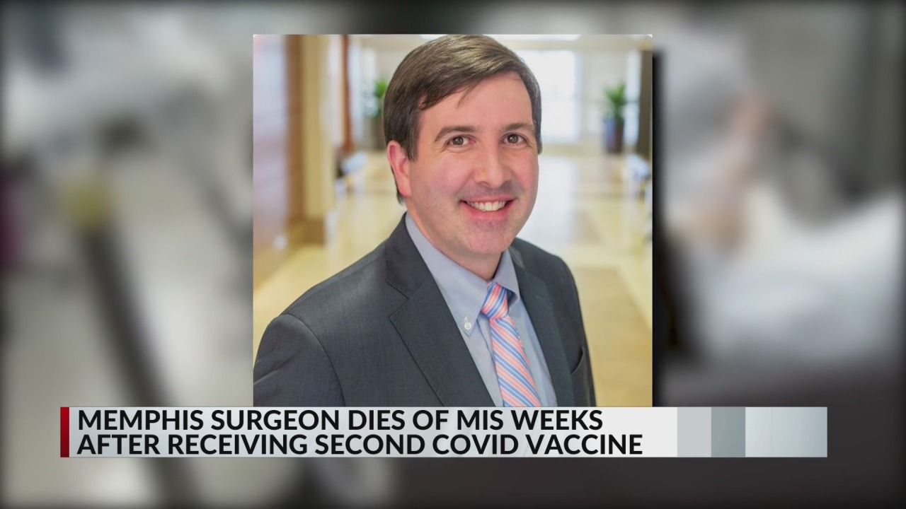 Memphis surgeon dies of COVID-related illness weeks after receiving second COVID vaccine - KTVI Fox 2 St. Louis