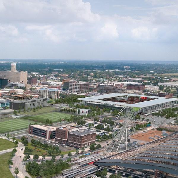 St. Louis CITY SC Campus Overview