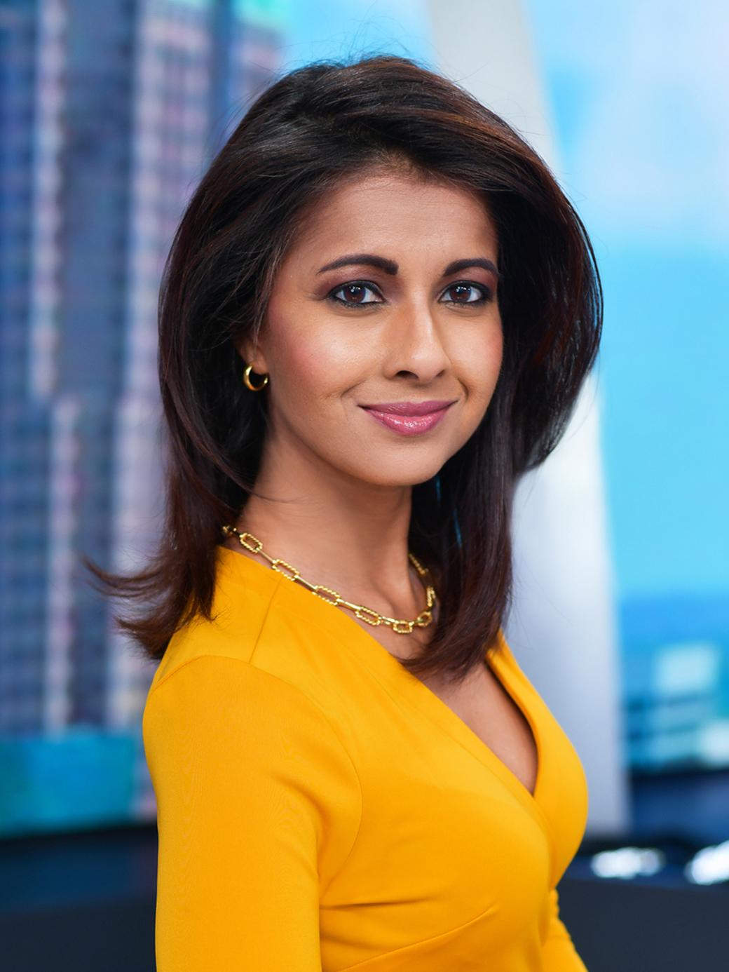 Jasmine Huda