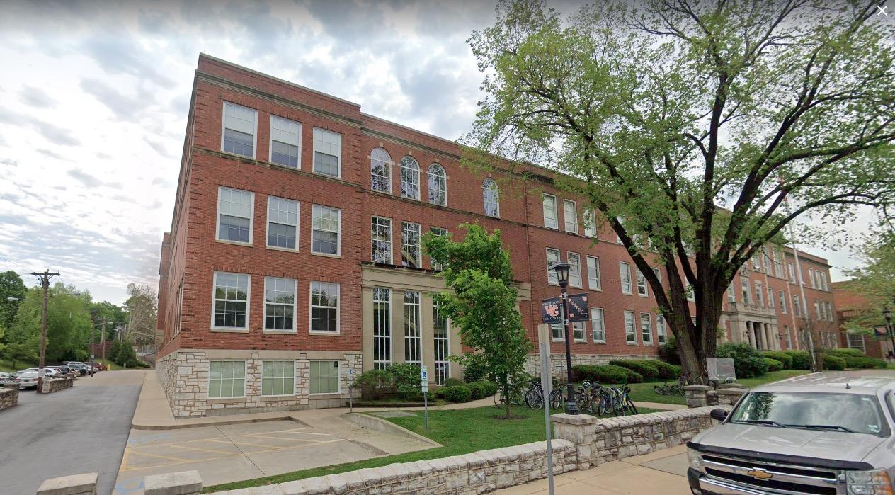 Webster Groves High School - Image via Google Street View