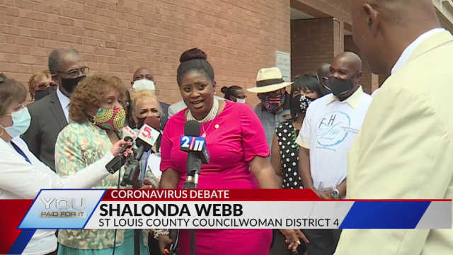 Two St. Louis County Councilwomen Under Fire for Opposing Mask Mandates in Missouri